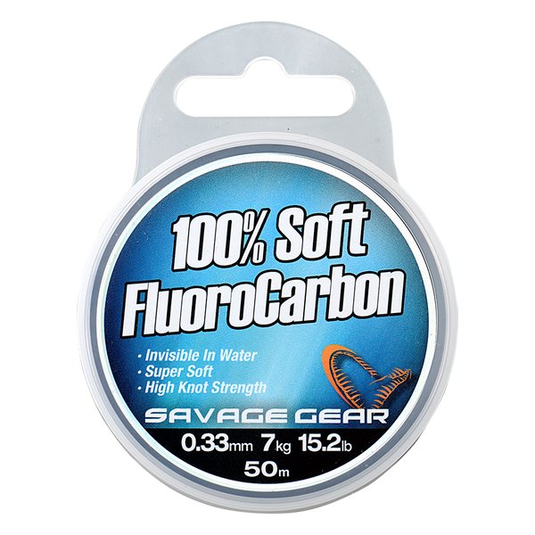 Savage Gear Soft Fluorocarbon