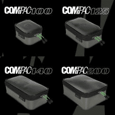 Korda Compac 200 Case - taskers-angling