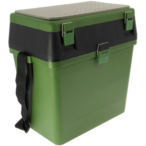 NGT Session Seat Box Green