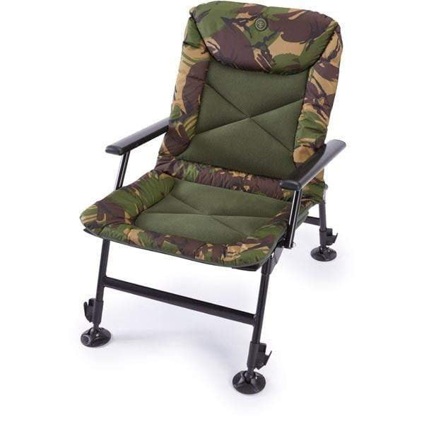 Wychwood Tactical X Low Arm Chair - taskers-angling