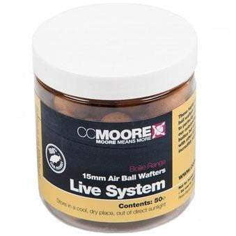 C C Moore Live System Air Ball Wafters 15mm - taskers-angling