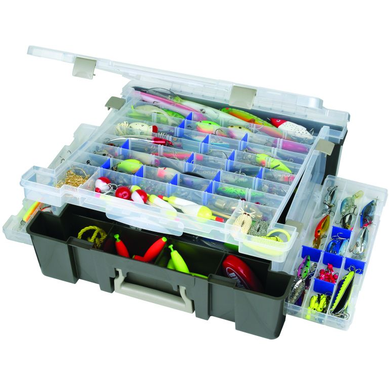 Flambeau Tuff Tainer 3009 Rig Storage Box - taskers-angling