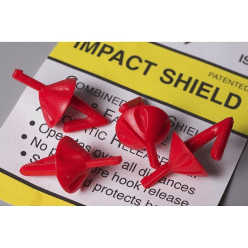 Breakaway Impact Shields Red - taskers-angling