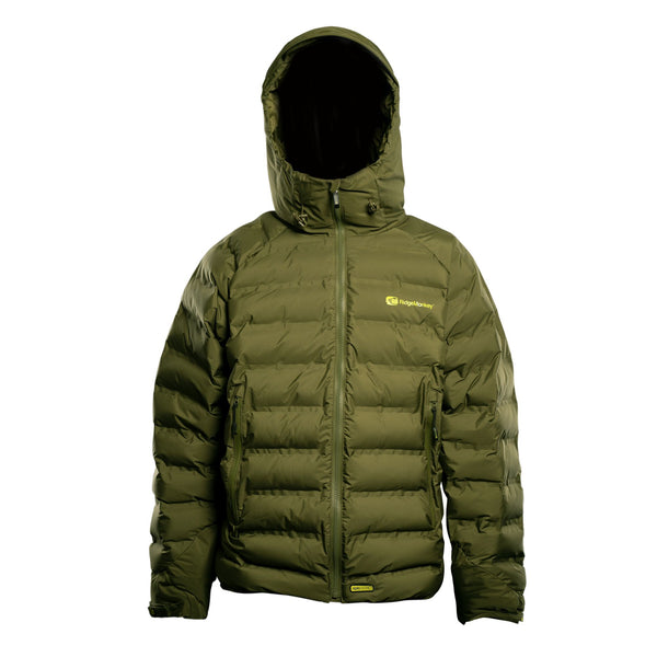 RidgeMonkey Dropback K2 Waterproof Coat Green