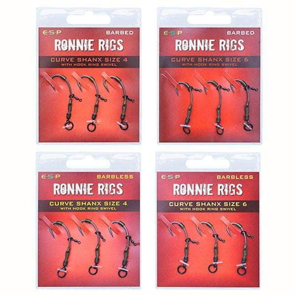 ESP Ronnie Rig Barbless HRS - taskers-angling