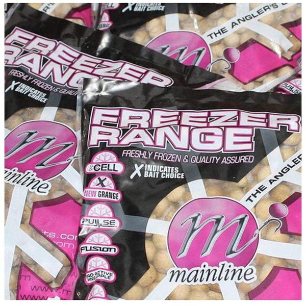 Mainline Frozen Boilies 1kg - taskers-angling
