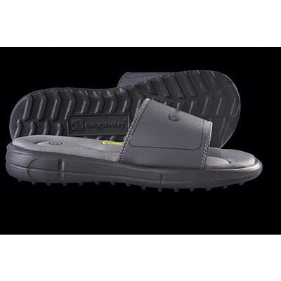 RIDGEMONKEY APEAREL DROPBACK SLIDERS GREY