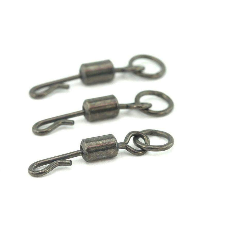 THINKING ANGLERS PTFE RING QUICK LINK SWIVELS - taskers-angling