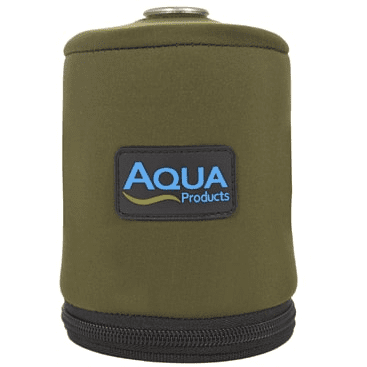 Aqua Gas Pouch Black Series - taskers-angling
