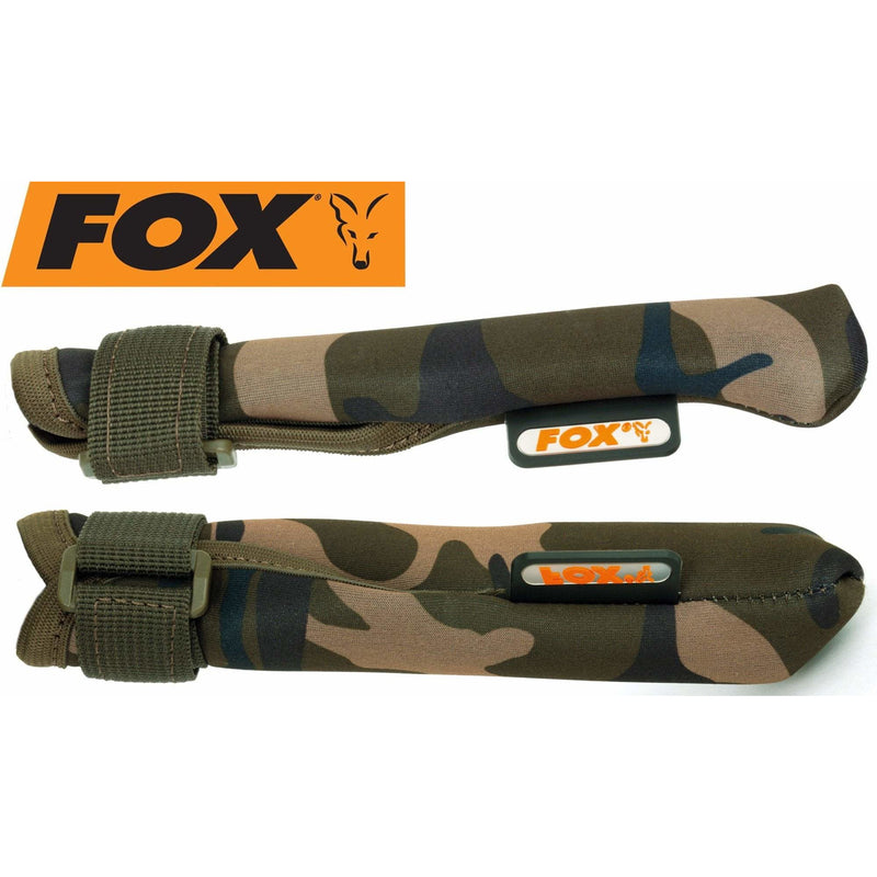 Fox Camo Tip & Butt Protectors - taskers-angling