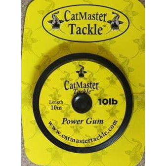 Catmaster Power Gum 10lb - taskers-angling
