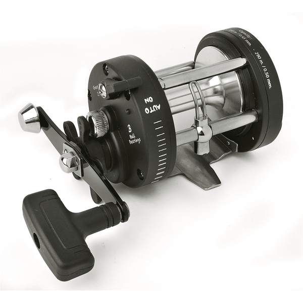 Grauvell Medusa 300 Reel - taskers-angling