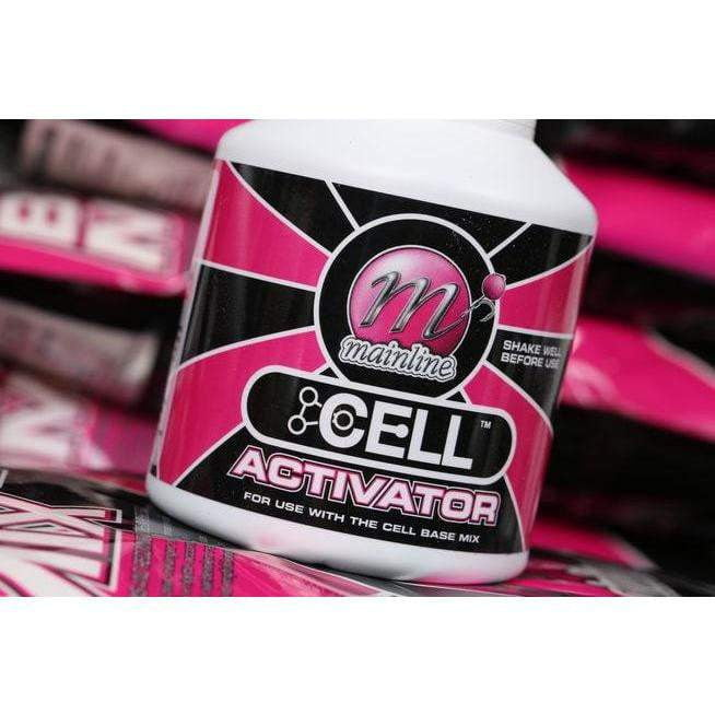 Mainline Base Mix Activators 300ml - Cell Activator - taskers-angling