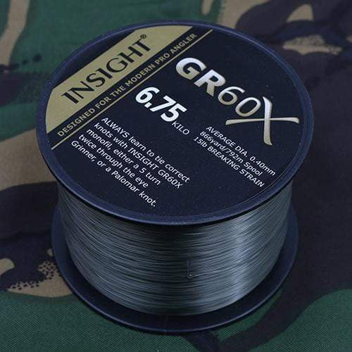 Gardner Insight GR60X Line Green - taskers-angling