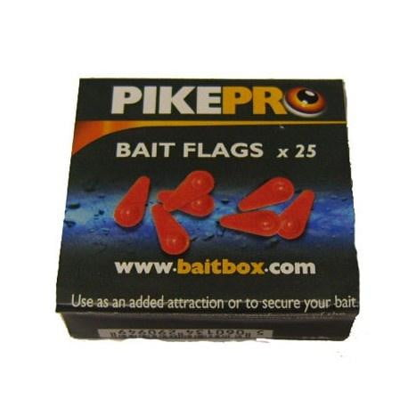 PikePro Bait Flags (pk of 25) - taskers-angling