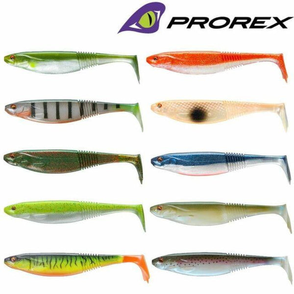 Prorex Classic Shad DF 10cm - taskers-angling