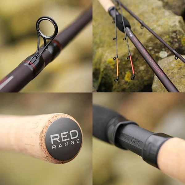 Drennan Red Range 10ft Method Feeder Rod