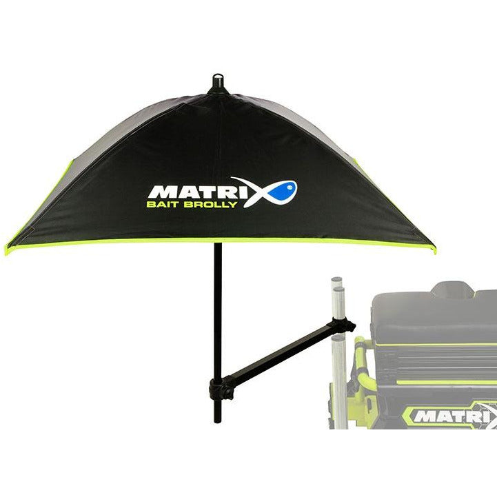 Matrix Bait Brolly & Support arm