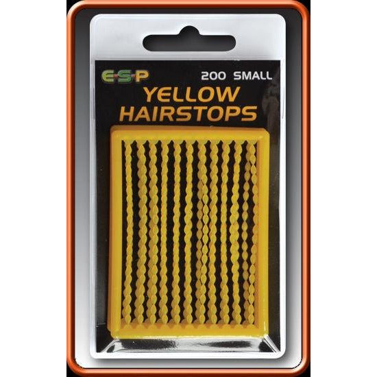 ESP Hair Stops Small Yellow