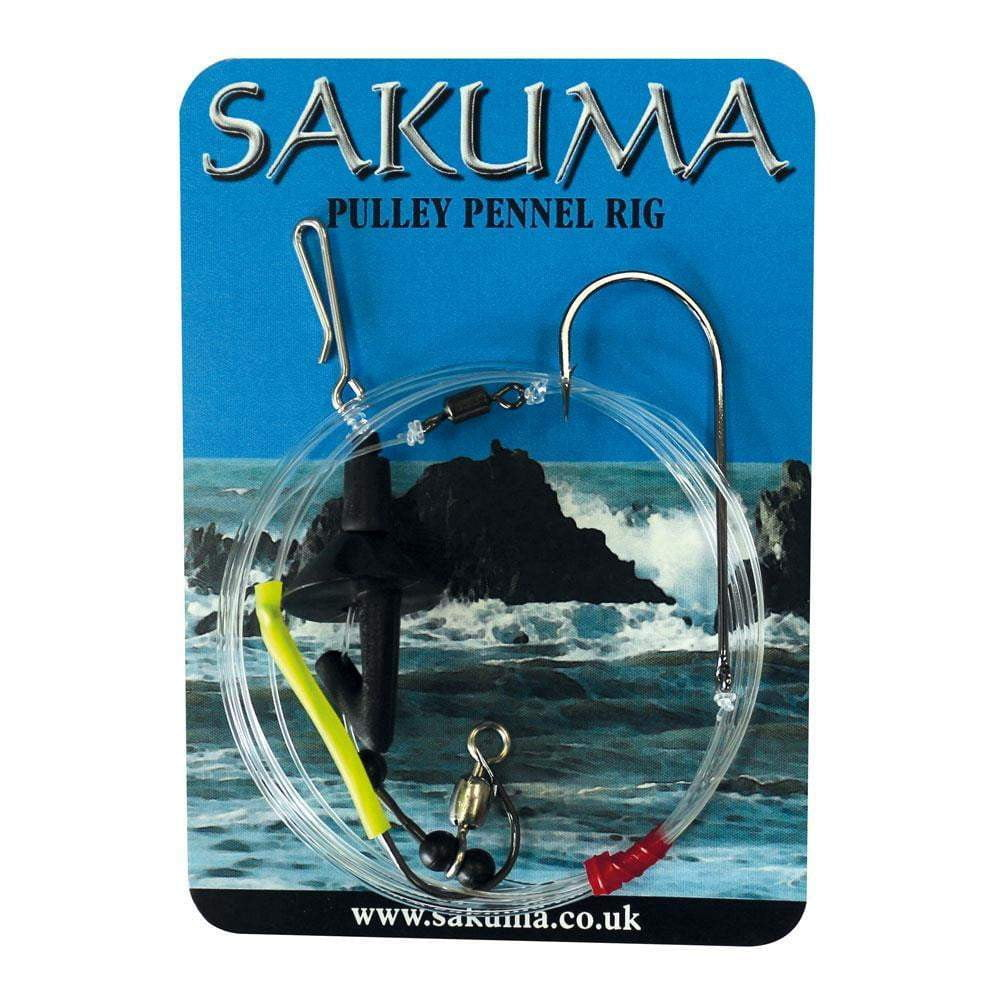 Sakuma Pulley Pennel Rig - taskers-angling