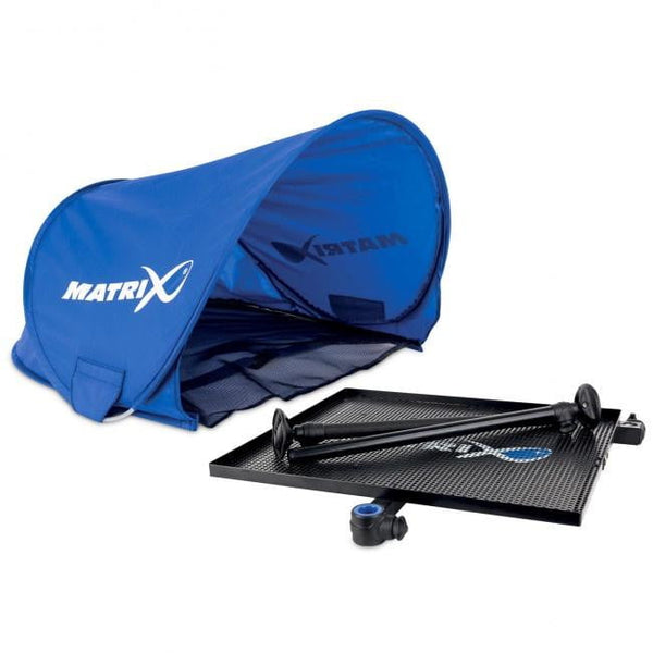 Matrix 3D Side Tray with Cover - 6 Box Tray - taskers-angling