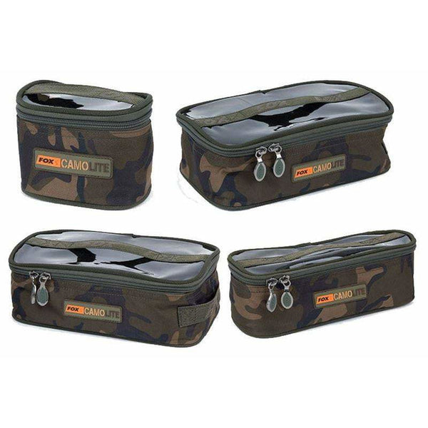 Fox Camolite Accessory Bag - taskers-angling