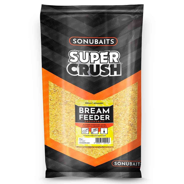 Supercrush Bream Feeder (2kg) - taskers-angling