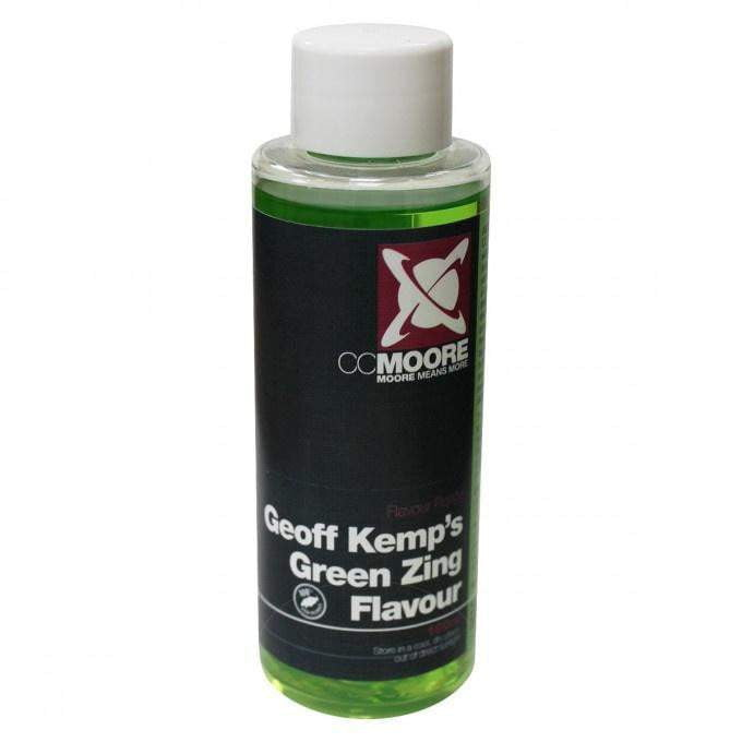 C C Moore Geoff Kemps Green Zing 100ml - taskers-angling