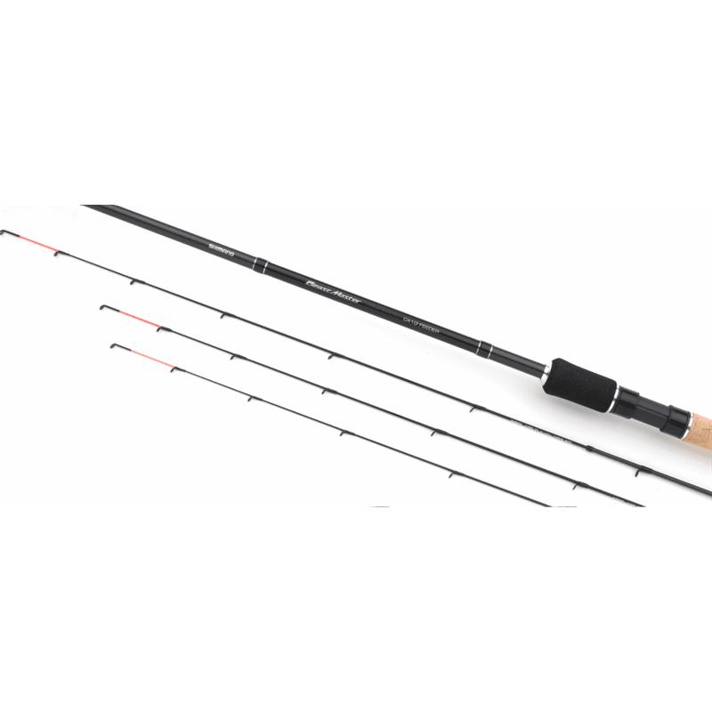 Shimano Beastmaster CX 12ft Commercial Power Feeder Rod - taskers-angling