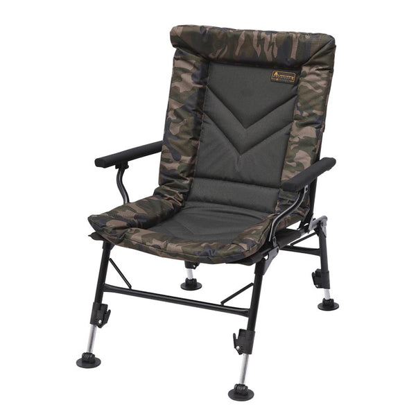 Prologic Avenger Comfort Chair With Armrests