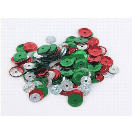 Gemini Sequins (Assorted Colours) - taskers-angling