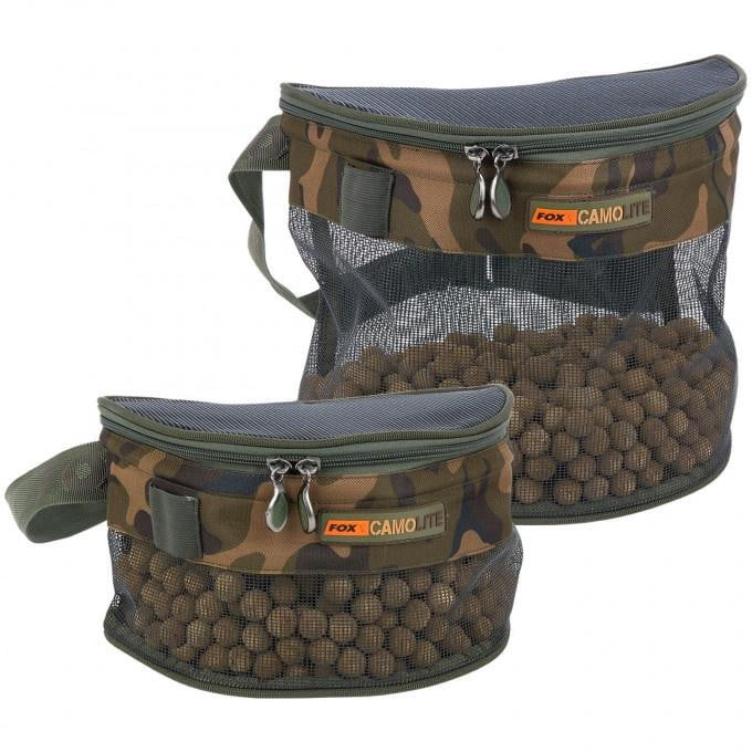 Fox Camolite Boilie Bum Bag - taskers-angling