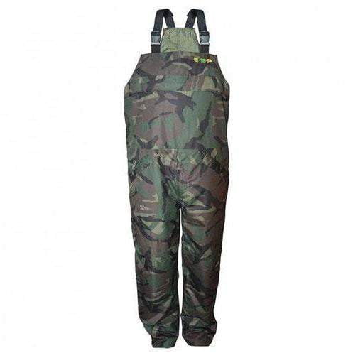 ESP Stash Camo Salopettes - taskers-angling