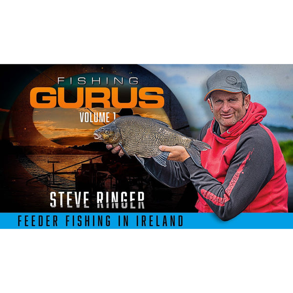 "Guru ""Gurus Fishing DVD (free with orders over £30.00)"