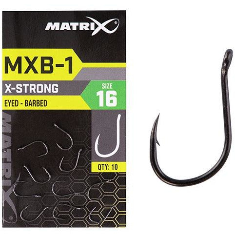 Matrix MXB-1 Hooks Barbed