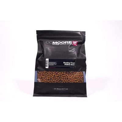 C C Moore Floating Trout Pellets 6mm(3kg) - taskers-angling