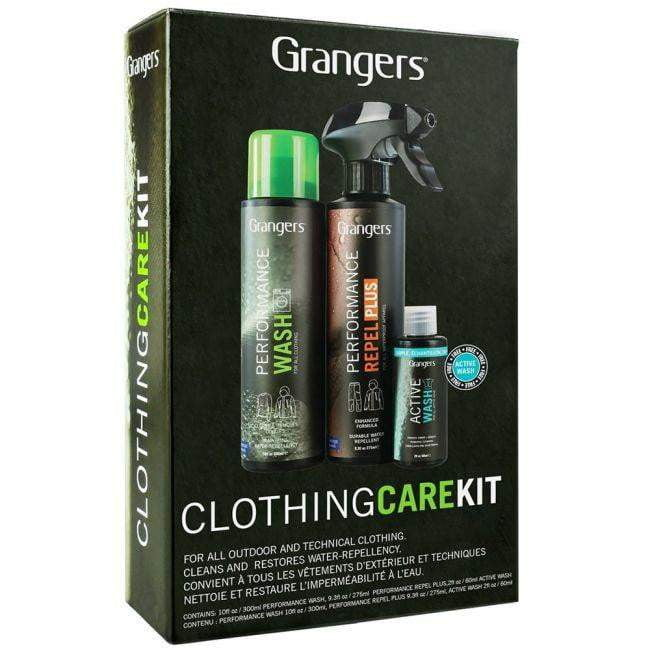 Grangers Clothing Care Kit - taskers-angling