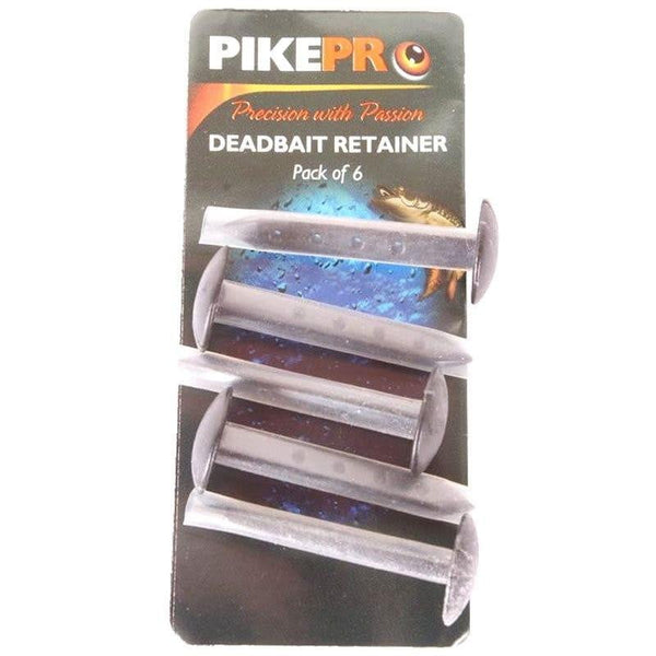 PikePro Deadbait Retainer (pk of 6) - taskers-angling