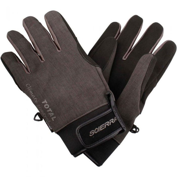 Scierra Sensi-Dry Gloves - Melange/Black