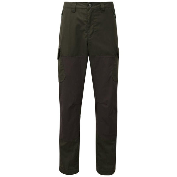 SHOOTERKING HIGHLAND TROUSERS DARK OLIVE