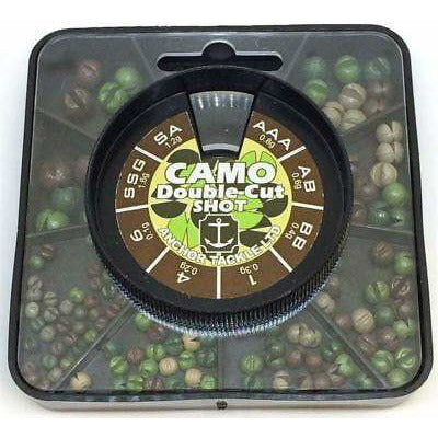 ANCHOR 8 DIV DISPENSER CAMO - taskers-angling