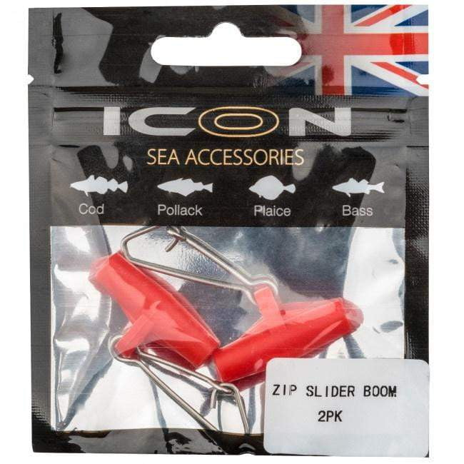 Icon Zip Sliders Booms 2pk - taskers-angling