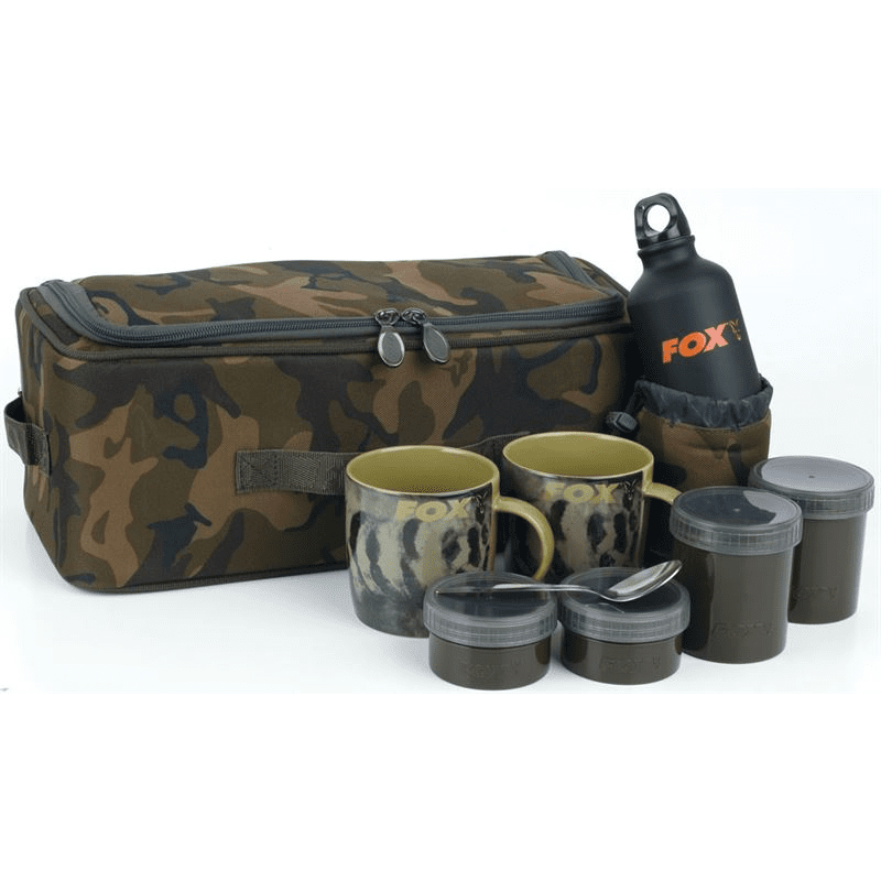 Fox Camolite Brew Kit Bag - taskers-angling