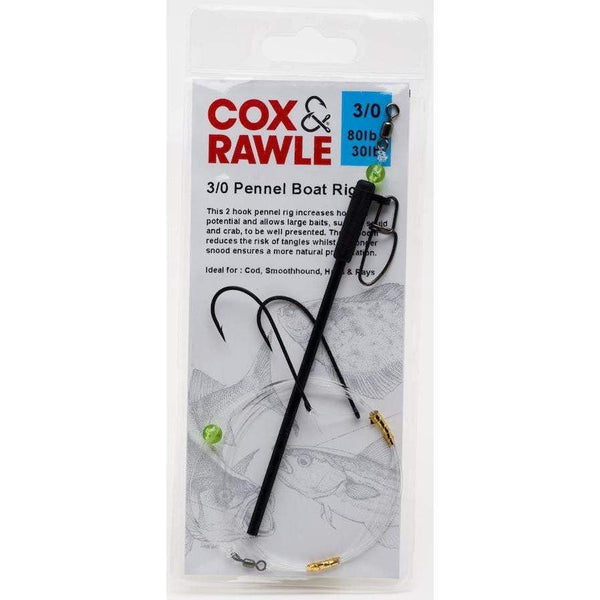 Cox & Rawle Boat Pennel Rig - taskers-angling