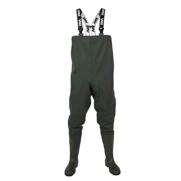Vass-Tex 600 Series PVC Chest Wader - taskers-angling