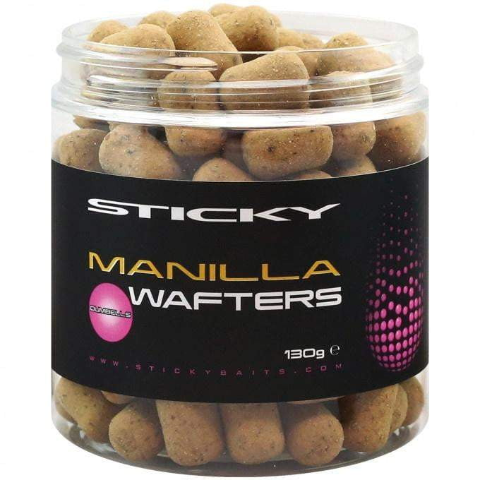 Sticky Baits Manilla Wafters Dumbells - taskers-angling