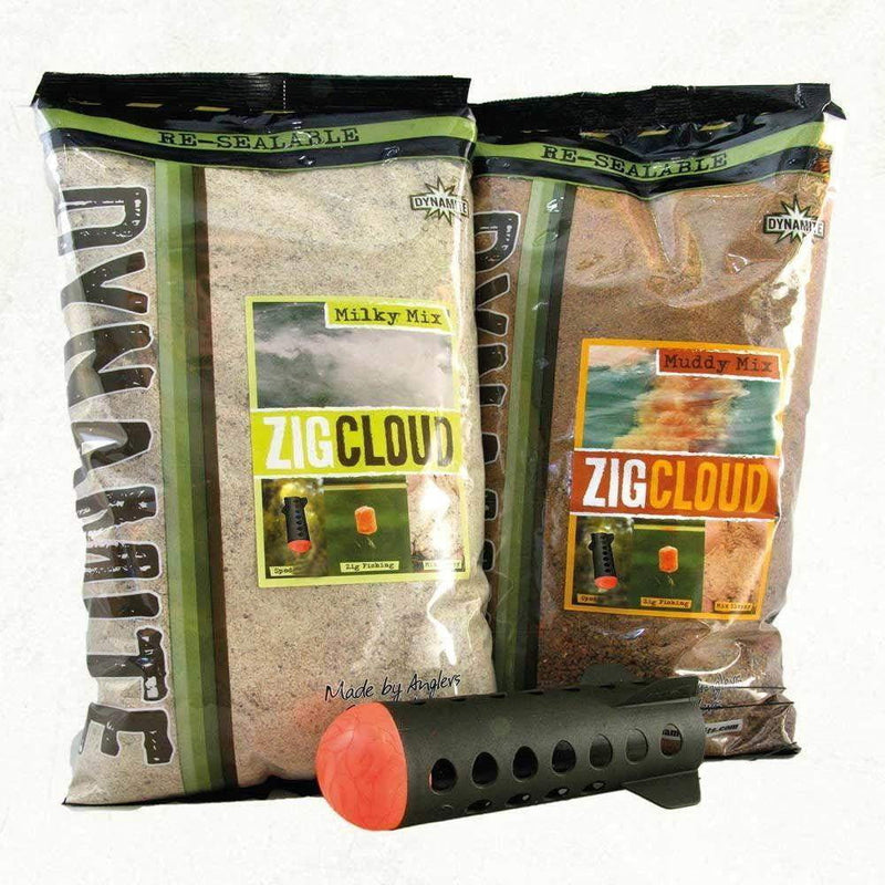 Zig cloud 2kg: Milky Mix - taskers-angling