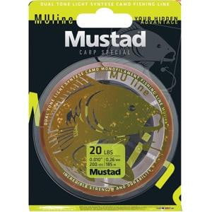 Mustad Carp Line 1200m - taskers-angling