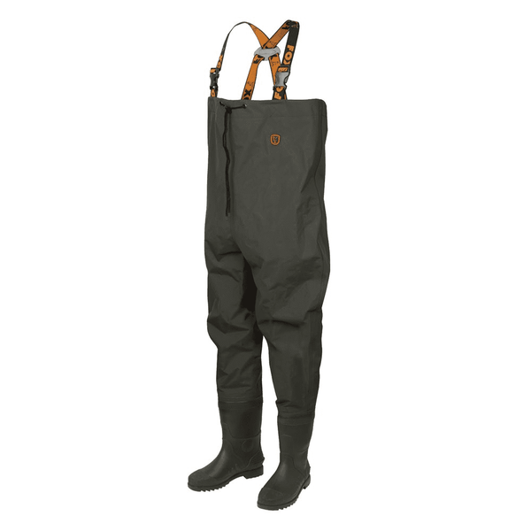 Fox Green Light Weight Waders - taskers-angling