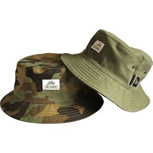 Fortis Bucket Hat Reversible - taskers-angling